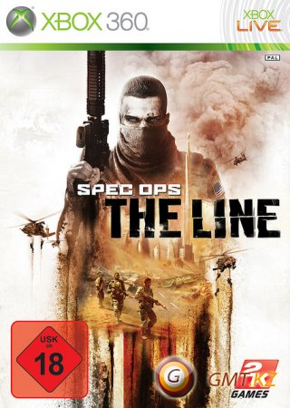 Spec Ops: The Line (2012/ENG/LT+3.0/XGD3/Region Free)