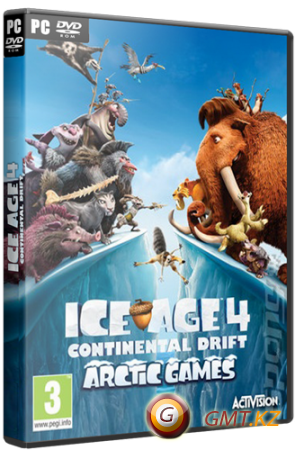 Ice Age: Continental Drift - Arctic Games (2012/ENG/Лицензия)