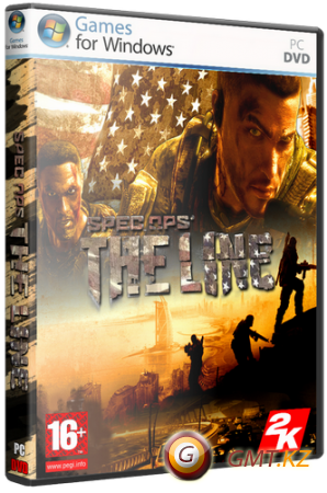 Spec Ops: The Line (2012/RUS/ENG/RIP от R.G. Catalyst)