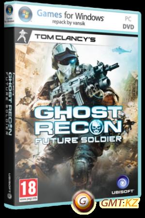 Tom Clancy's Ghost Recon: Future Soldier Deluxe Edition (2012/RUS/Лицензия)
