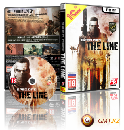 Spec Ops: The Line (2012/RUS/RePack от xatab)
