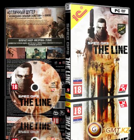 Spec Ops: The Line + 1DLC (2012/RUS/RePack от UltraISO)