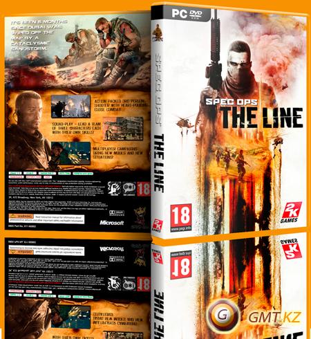 Spec Ops: The Line + DLC (2012/RUS/RIP от Fenixx)