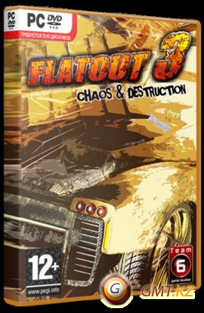 FlatOut 3 Chaos & Destruction v 1.04u10 (2012/RUS/ENG/RePack от Fenixx)