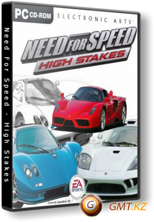 Need For Speed Anthology (1995-2011/RUS/ENG/RePack от R.G Catalyst)