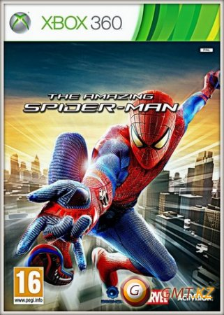 The Amazing Spider-Man (2012/PAL/FULLRUS/L/XGD3/LT+ 3.0)