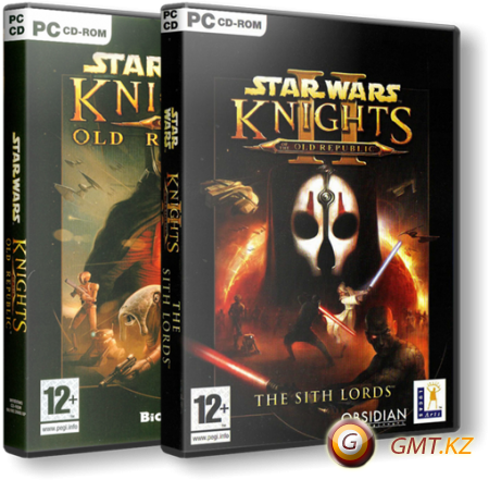 Star Wars: Knights of the Old Republic Anthology (2003-2005/RUS/ENG/RePack от R.G. ReCoding)