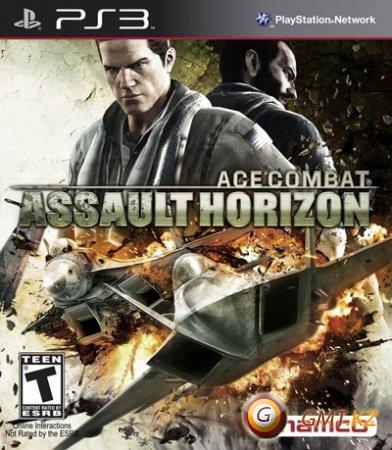 Ace Combat: Assault Horizon (2011/RUS/EUR/True Blue)