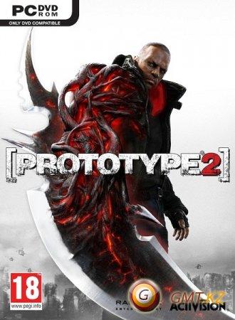 Prototype 2 (2012/Профессиональный/Текст + Звук)