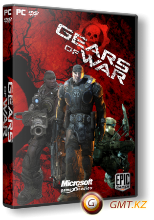 Gears of War (2007/RUS/ENG/RePack от R.G. Catalyst)