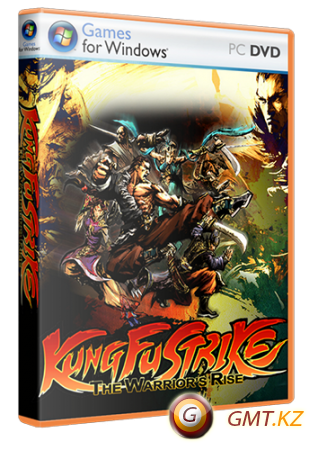 Kung Fu Strike - The Warrior's Rise (2012/ENG/RePack �� R.G Origami)