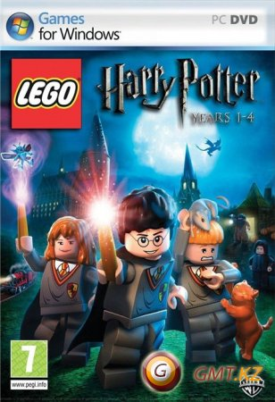 LEGO ����� ������ / LEGO Harry Potter: Years 1-4 (2010/ENG/RUS)