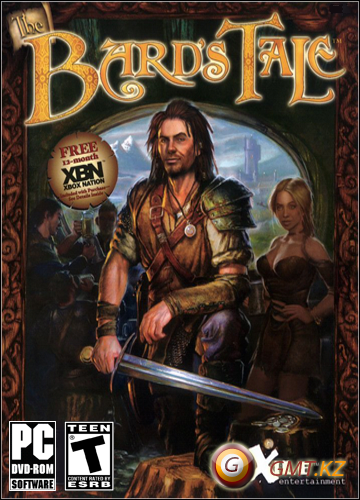 The Bard's Tale / ���������� ����� (2005/ENG/RUS/Repack �� R.G. Catalyst)
