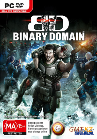 Binary Domain (2012/RUS/ENG/RePack от R.G. Catalyst)