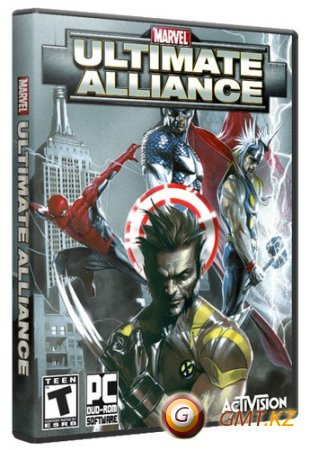 Marvel Ultimate Alliance (2006/RUS/ENG/RePack �� R.G.Catalyst)