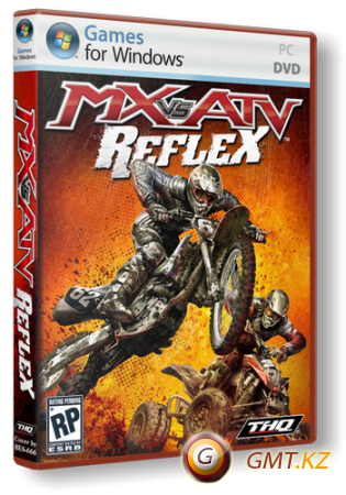MX vs ATV : Reflex (2010/RUS/eng/ReP ack  от SEYTER)