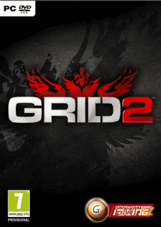 Race Driver: GRID 2 (2013/RUS/HD/Трейлер)