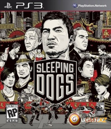 Sleeping Dogs (2012/ENG/FULL)