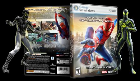 The Amazing Spider-Man (2012/RUS/Лицензия)