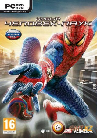 The Amazing Spider-Man (2012/RUS/ENG/Crack by SKIDROW)