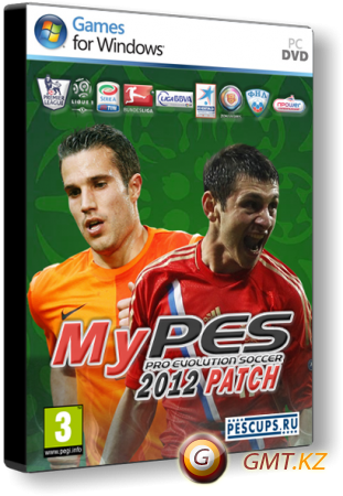 MyPES 2012 Patch by PesCups.Ru v4.0 (2012/RUS)