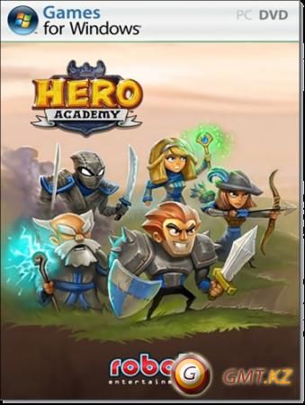 Hero Academy (2012/RUS/ENG/RePack от Fenixx)