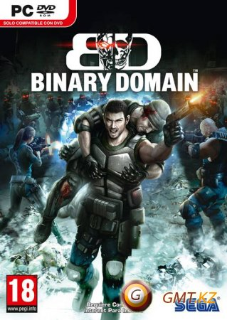 Binary Domain (2012/Текст )