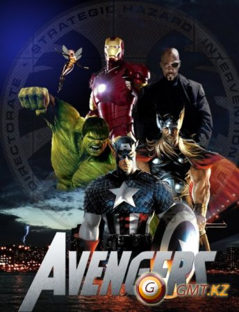 Avengers: Battle for Earth (2012/HDRip/Трейлер)