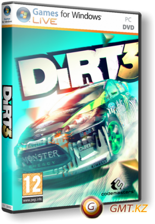 Dirt 3 Complete Edition + DLC (2012/RUS/ENG/RePack от R.G.Catalyst)