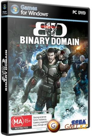 Binary Domain.v 1.0u2 + 2 DLC (2012/RUS/ENG/Repack от Fenixx)