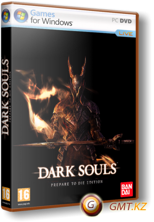 Dark Souls: Prepare to Die Edition (2012/RUS/ENG/MULTI9/Лицензия)
