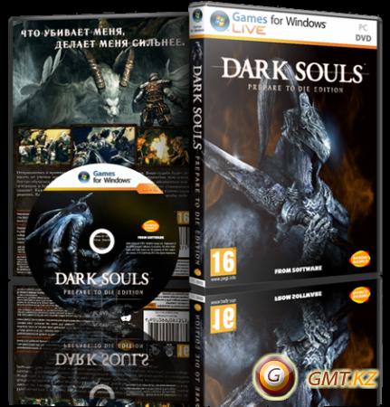 Dark Souls: Prepare To Die Edition (2012/RUS/ENG/RePack от R.G. Механики)