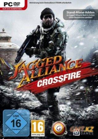 Jagged Alliance Crossfire v 1.01 (2012/RUS/ENG/Repack от Fenixx)