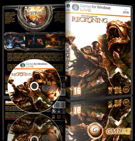 Kingdoms of Amalur: Reckoning v 1.0.0.2 + 10 DLC (2012/RUS/ENG/RePack от Fenixx)