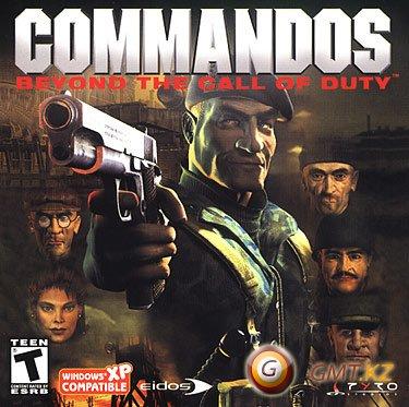 Commandos Gold Edition (1998-2006/RUS/RePack от Fenixx)
