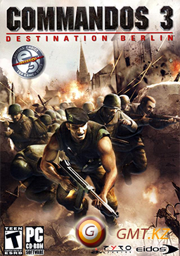 Commandos Gold Edition (1998-2006/RUS/RePack от Fenixx)