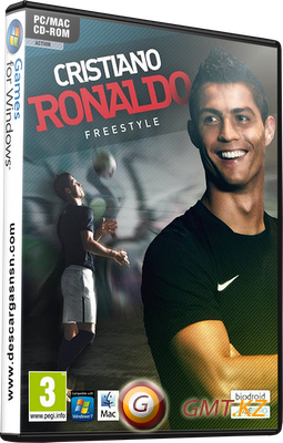 Cristiano Ronaldo Freestyle Soccer (2012/ENG/L)