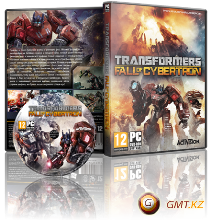 Transformers: Fall of Cybertron (2012/RUS/ENG/Multi6/Lossless Repack �� R.G. Origami)
