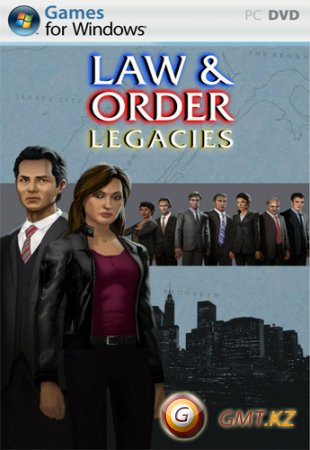 Law & Order Gold Edition (2012/RUS/ENG/RePack от Fenixx)