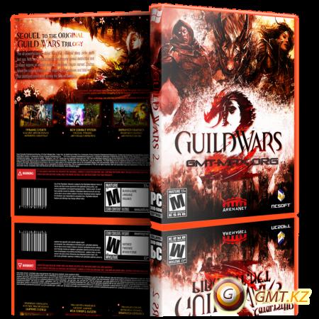 Guild Wars 2 (2012/ENG/MULTI4/Лицензия)