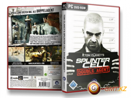 Tom Clancy's Splinter Cell Double Agent (2007/RUS/RePack от R.G. ReCoding)