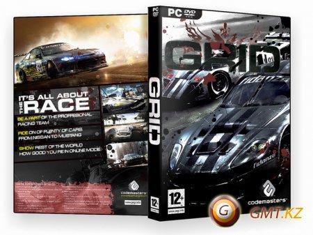Race Driver: GRID (2008/RUS/RePack �� UltraISO)