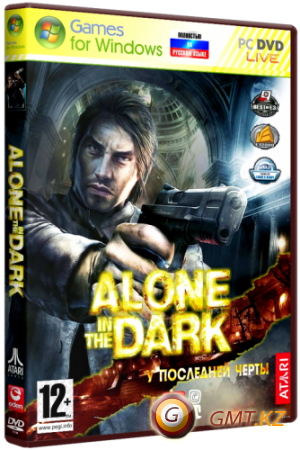 Alone in The Dark: ������������� ������� (2007-2008/RUS/RePack �� R.G.��������)