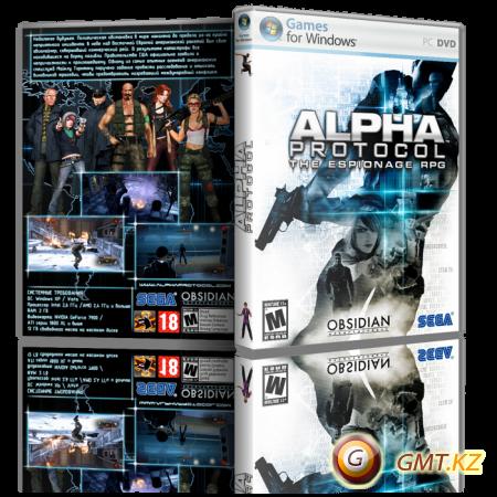 Alpha Protocol (2010/RUS/ENG/RePack от Fenixx)