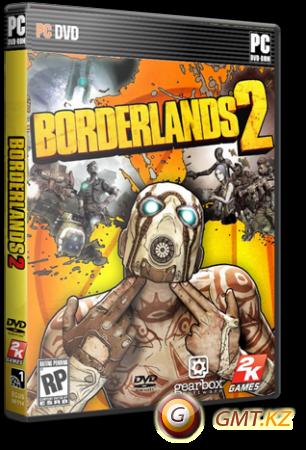 Borderlands 2 v 1.0 (2012/ENG/CRACK by SKIDROW)