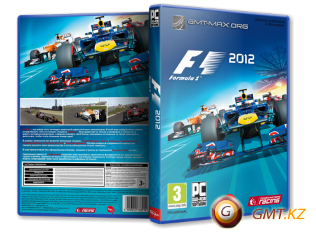 F1 2012 (2012/RUS/ENG/RePack от z10yded)