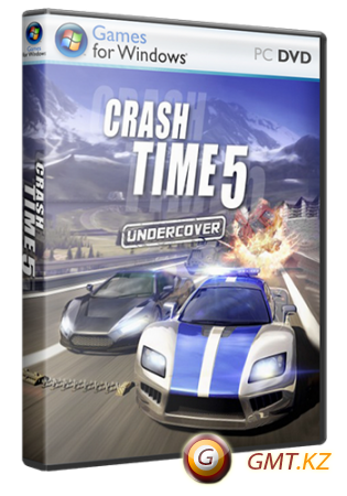 Crash Time 5: Undercover (2012/ENG/DEMO)