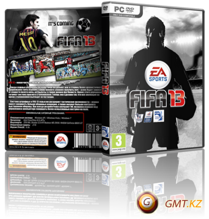 FIFA 13 (2012/RUS/ENG/Repack �� R.G. Catalyst)