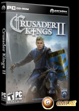 Crusader Kings II / Крестоносцы 2 [v. 1.04c] +2 DLC (2012/RUS/ENG/RePack от SxSxL)
