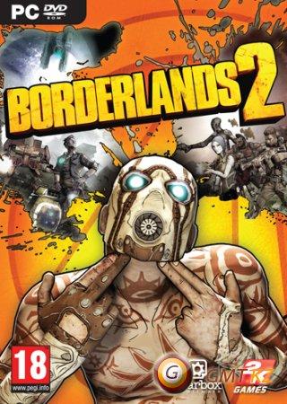 Borderlands 2 (2012/Профессиональный/Текст)
